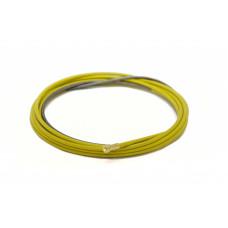 Изолированный стальной канал жёлтый Ø 1.2-1.6mm, 5m