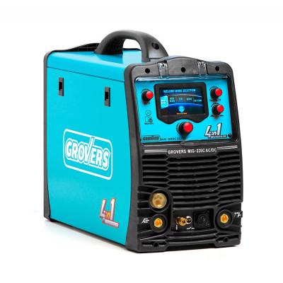 Универсальный сварочный аппарат GROVERS MIG-220С AC/DC