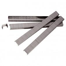 Скобы для пневматического степлера, 16 мм, ширина 1,2 мм, толщина 0,6 мм, ширина скобы 11,2 мм, 5000 шт. MATRIX