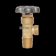 Вентиль кислородный КВБ-53-Р (G3/4-G1/2)
