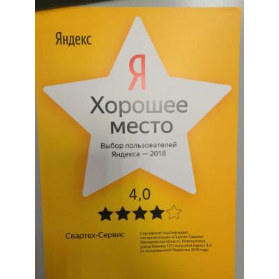 Выбор пользователей Яндекс