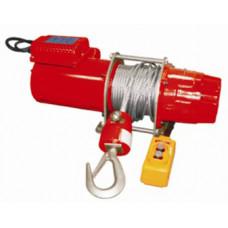 Лебедка электрическая KDJ- 300E1 г/п 300 кг (L=30 м) 380В MAGNUS PROFI