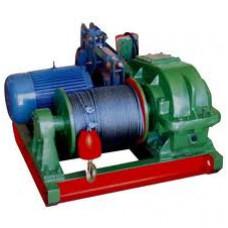 Лебедка электрическая JK1 г/п 1000 кг. (380v) с канатом 110 м MAGNUS PROFI