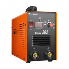 Инверторный сварочный аппарат FoxWeld Мастер 202