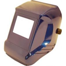 Маска сварщика АЛМАЗ синяя без светофильтра