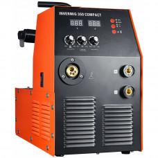 Аппарат для полуавтоматической сварки FoxWeld INVERMIG 350 COMPACT
