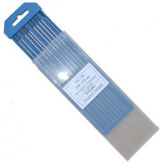 WC-20 ф3,2 мм ,пруток  длиной 175 мм Электрод вольфрамовый
