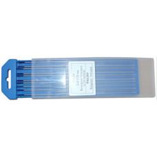 WI-20 ф3,0 мм ,пруток  длиной 175 мм Электрод вольфрамовый